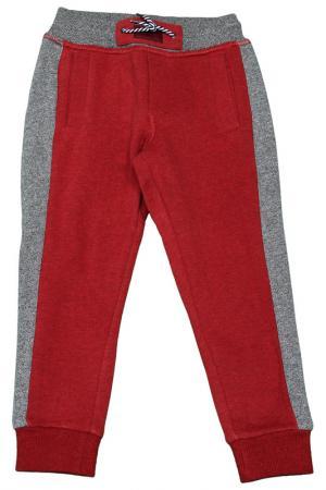Спортивные брюки Little Marc Jacobs. Цвет: бордовый