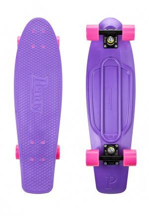 Скейтборд Penny. Цвет: фиолетовый