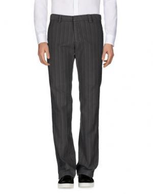 Повседневные брюки C'N'C' COSTUME NATIONAL. Цвет: серый