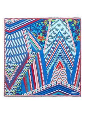 Платок Eleganzza. Цвет: темно-синий, белый, бледно-розовый, голубой, красный, салатовый, синий