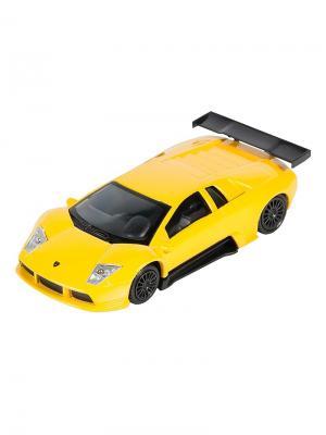 Машинка Lamborghini Murcielago R-GT, Желтая (1:43) (PS-0616403-Y) Pit Stop. Цвет: желтый
