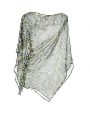 Блузка DENNY ROSE. Цвет: зеленый