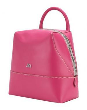 Рюкзаки и сумки на пояс J&C JACKYCELINE. Цвет: фуксия