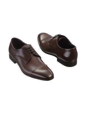 Туфли Dr. Koffer. Цвет: коричневый