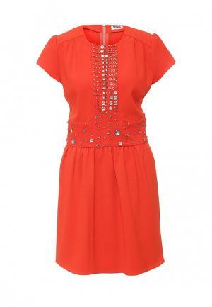 Платье Sonia by Rykiel. Цвет: оранжевый