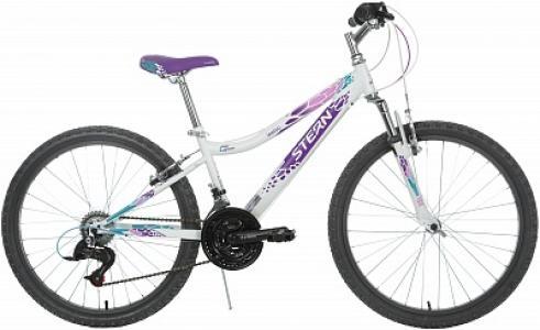 Велосипед подростковый для девочек  Leeloo 24 Stern