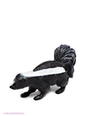 Скунс MOJO. Цвет: черный, белый