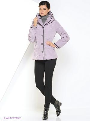 Куртка женская DIXI CoAT. Цвет: молочный