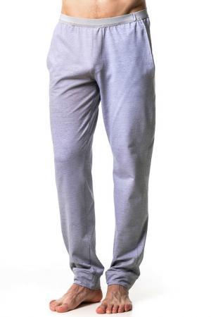 Пижамные брюки Ardi. Цвет: серый