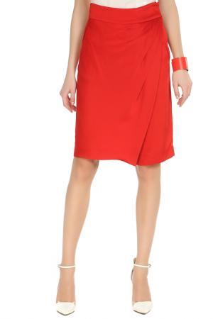 Юбка-брюки Givenchy. Цвет: красный