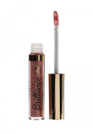 Блеск для губ Vivienne Sabo. Цвет: розовый