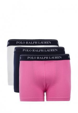 Комплект трусов 3 шт. Polo Ralph Lauren. Цвет: разноцветный