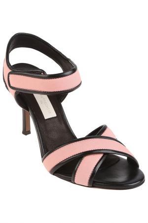 Туфли летние LAutre Chose L'Autre. Цвет: pink