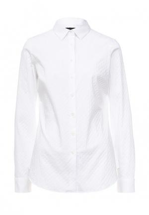 Рубашка Banana Republic. Цвет: белый
