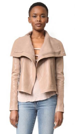 Классическая куртка Max Bubble VEDA. Цвет: серый