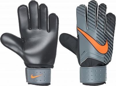 Перчатки вратарские  Match Goalkeeper Nike. Цвет: черный