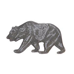 Пряжка  Big Ben Nickel Nor Cal. Цвет: серый