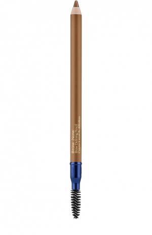 Карандаш для коррекции бровей, оттенок Light Brunette Estée Lauder. Цвет: бесцветный