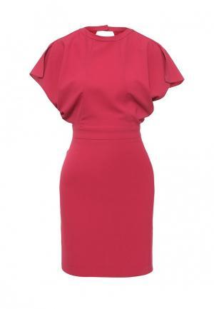 Платье Tsurpal. Цвет: фуксия