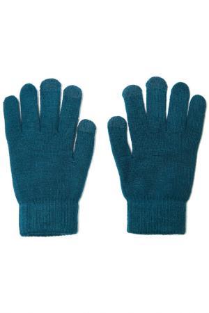 Перчатки сенсорные MITYA VESELKOV. Цвет: зеленый