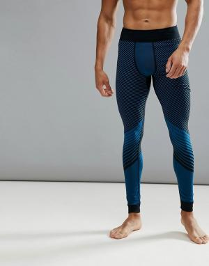 Craft Черные леггинсы Sportswear Active Intensity 1905340-999336. Цвет: черный