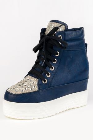 Ботинки Summergirl. Цвет: синий