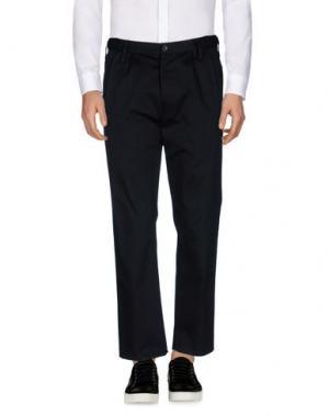 Повседневные брюки COVERT. Цвет: черный