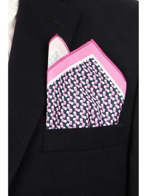Платок-паше MONDIGO. Цвет: розовый