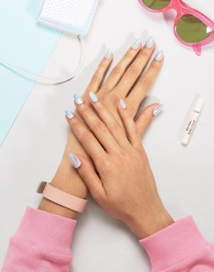 Lime Crime Накладные ногти хроматической расцветки. Цвет: фиолетовый
