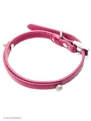 Ошейник Doggy Style. Цвет: розовый