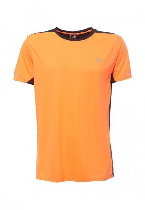 Футболка LC Waikiki. Цвет: оранжевый