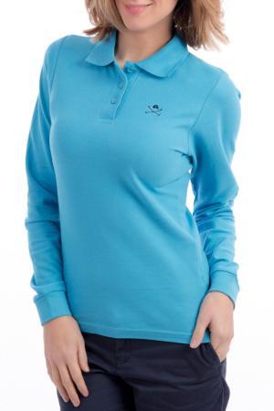 Polo t-shirt CLUB С.H.A.. Цвет: blue