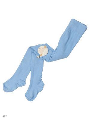 Колготки Janus. Цвет: голубой