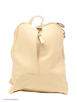 Рюкзак женский Malvinas. Цвет: кремовый
