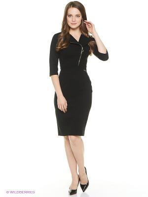 Платья Bezko. Цвет: черный