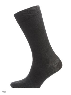 Носки, 6 пар Oodji. Цвет: темно-серый, темно-синий, серый