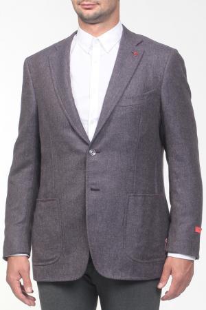 Пиджак ISAIA. Цвет: мультицвет