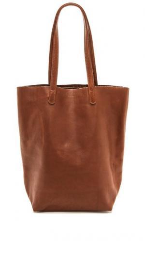 Объемная сумка с короткими ручками Basic BAGGU