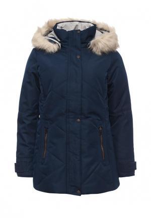 Куртка утепленная Torstai. Цвет: синий