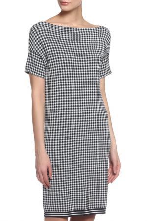 Платье Liviana Conti. Цвет: черный, белый