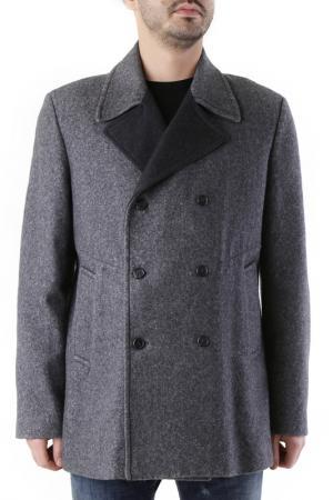 Пальто John Richmond. Цвет: серый