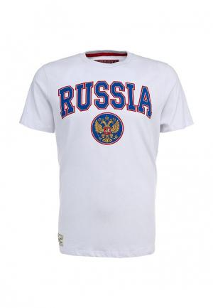 Футболка Atributika & Club™. Цвет: белый