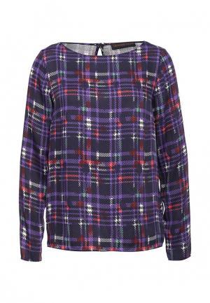 Блуза Trussardi Jeans. Цвет: разноцветный