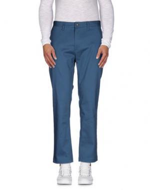 Повседневные брюки ALTAMONT. Цвет: цвет морской волны