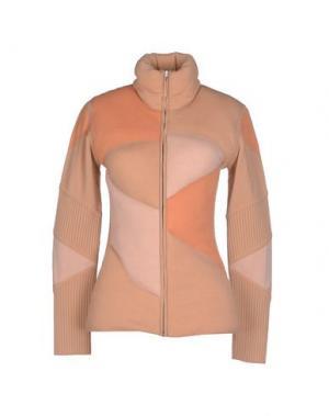 Куртка GENTRYPORTOFINO. Цвет: абрикосовый