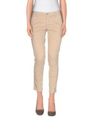 Повседневные брюки AT.P.CO. Цвет: хаки
