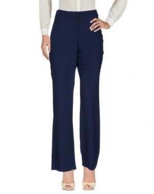 Повседневные брюки FRENCH CONNECTION. Цвет: темно-синий
