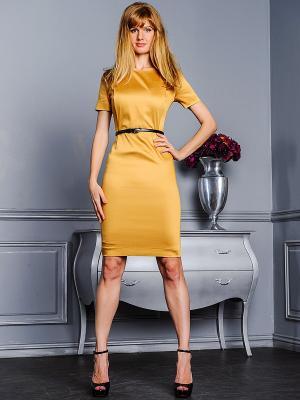 Платье Katerina Bleska&Tamara Savin. Цвет: золотистый