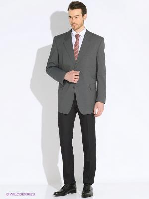 Пиджак БТК. Цвет: черный