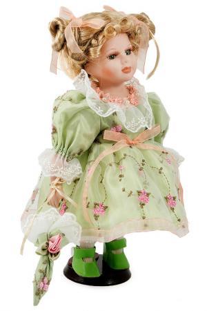 Кукла 31см Русские подарки. Цвет: зеленый, белый